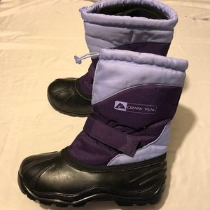 Ozark Trail Women's Insulated Winter Boots